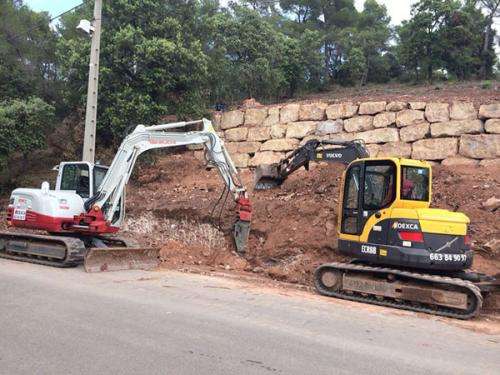 1. Excavación