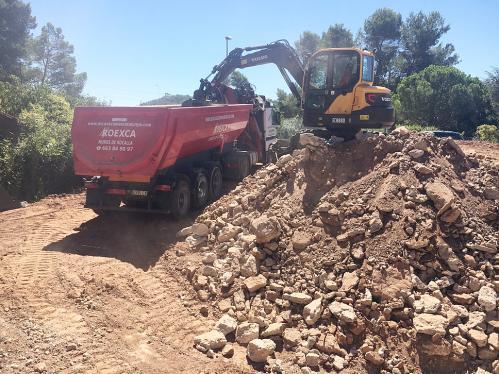 21. Excavación