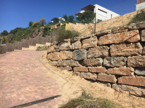 Muro de pìedra