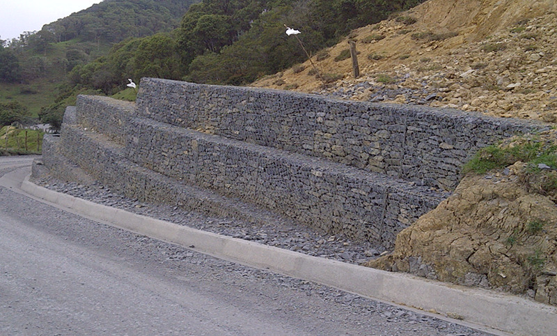 Gabion Walls Excavaciones Y Rocallas Catalunya