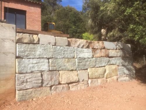 Muro de rocalla